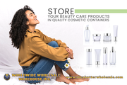 Store Your Beauty Care Products In Quality Cosmetic Containers