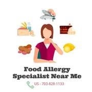 Food Allergy Specialist near me