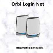 How do I log into my Orbi router?