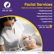 Facial Services in Manassas: Dermaplaning & Microdermabrasion Facial