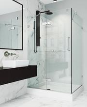 Frameless Shower Glass service - Fredericksburg VA